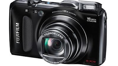 Fujifilm F600EXR FinePix Camera Firmware Latest Driverをダウンロード