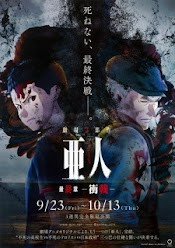 Ajin Movie 3: Shougeki Subtitle Indonesia