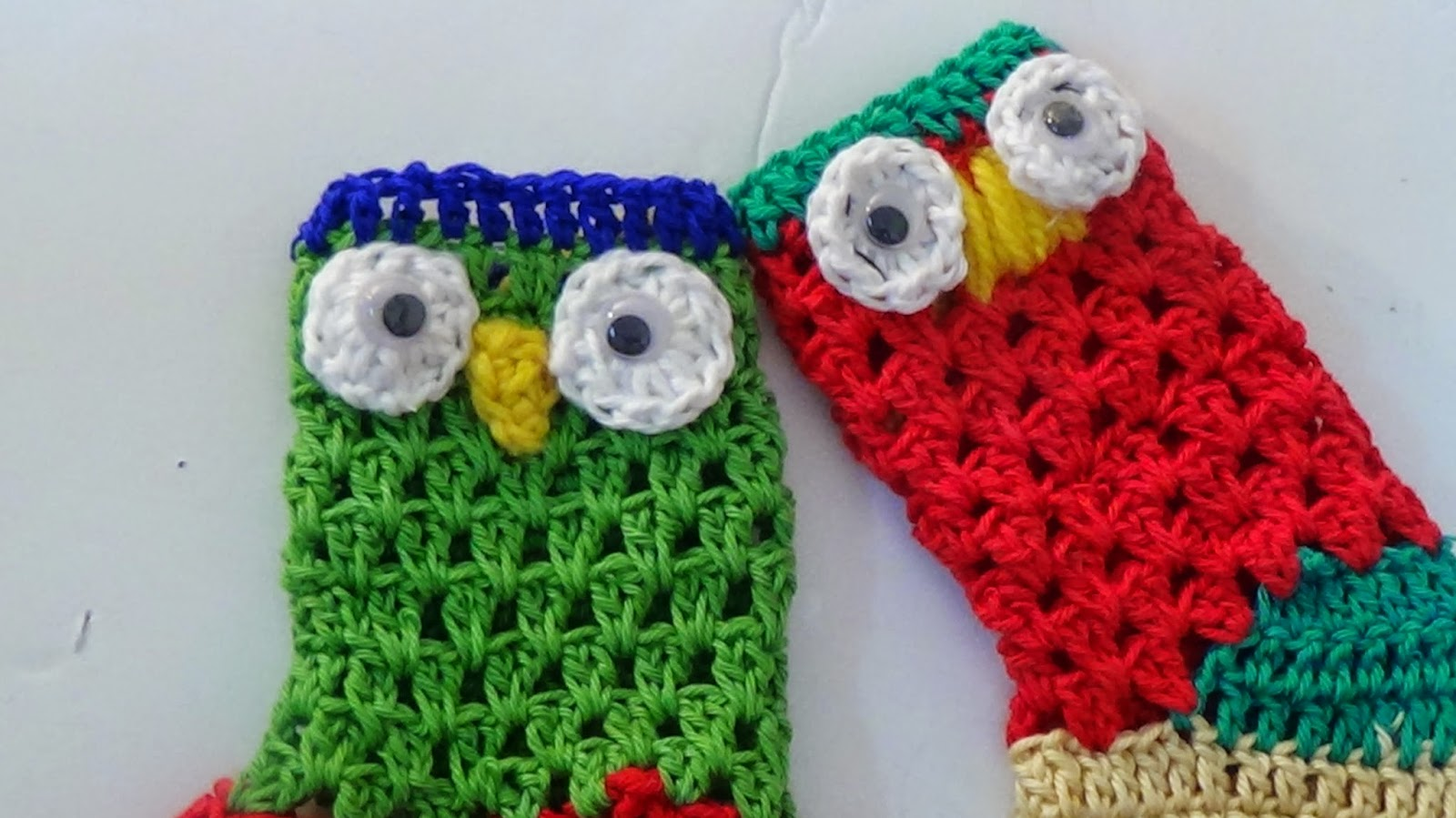 Owl Christmas Stocking