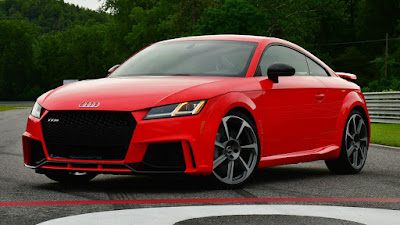 Audi TT RS Coupe 2018 Review, Specs, Price