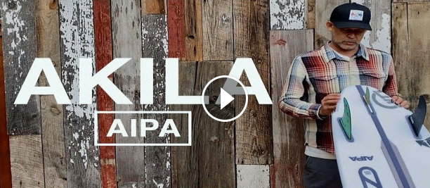 The Flat Earth by Slater Designs Akila Aipa and Jackson Bunch Review a new shape from Kelly Slater