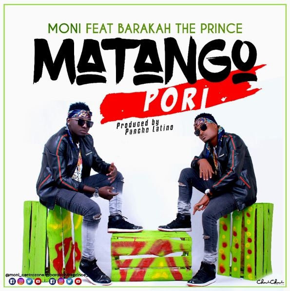 Audio - Moni Wa Centrozone Ft Baraka Da Prince - www.madilubilaly.com
