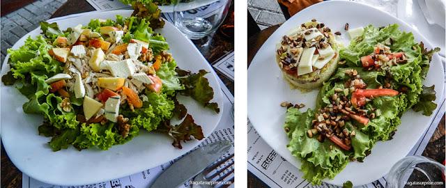 Saladas do Meio do Mundo Café Bistrô, Recife