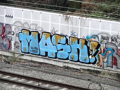 Etterbeek graffiti