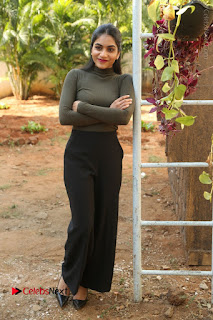 Tollywood Actress Punarnavi Bhupalam Latest Po Gallery in Black Trouser Pant at Pittagoda Movie Interview  0188.JPG