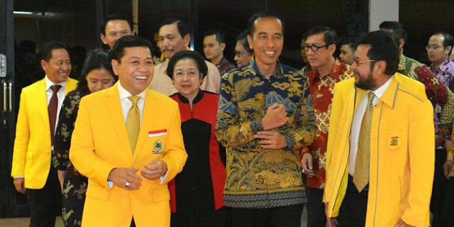 Setya Novanto Tersangka, Golkar Tetap Usung Jokowi di Pilpres 2019