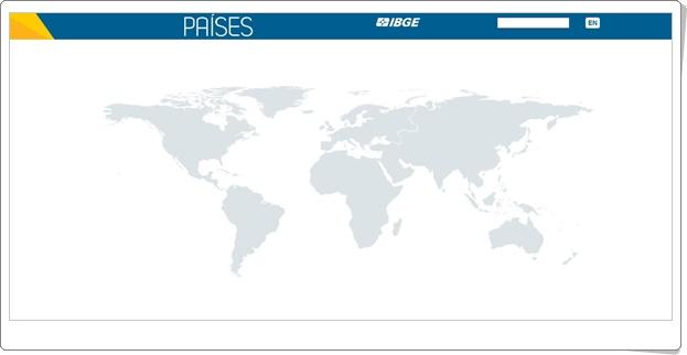 """""""Mapa mundi interactivo"""" (Aplicación interactiva de Geografía Universal)"""