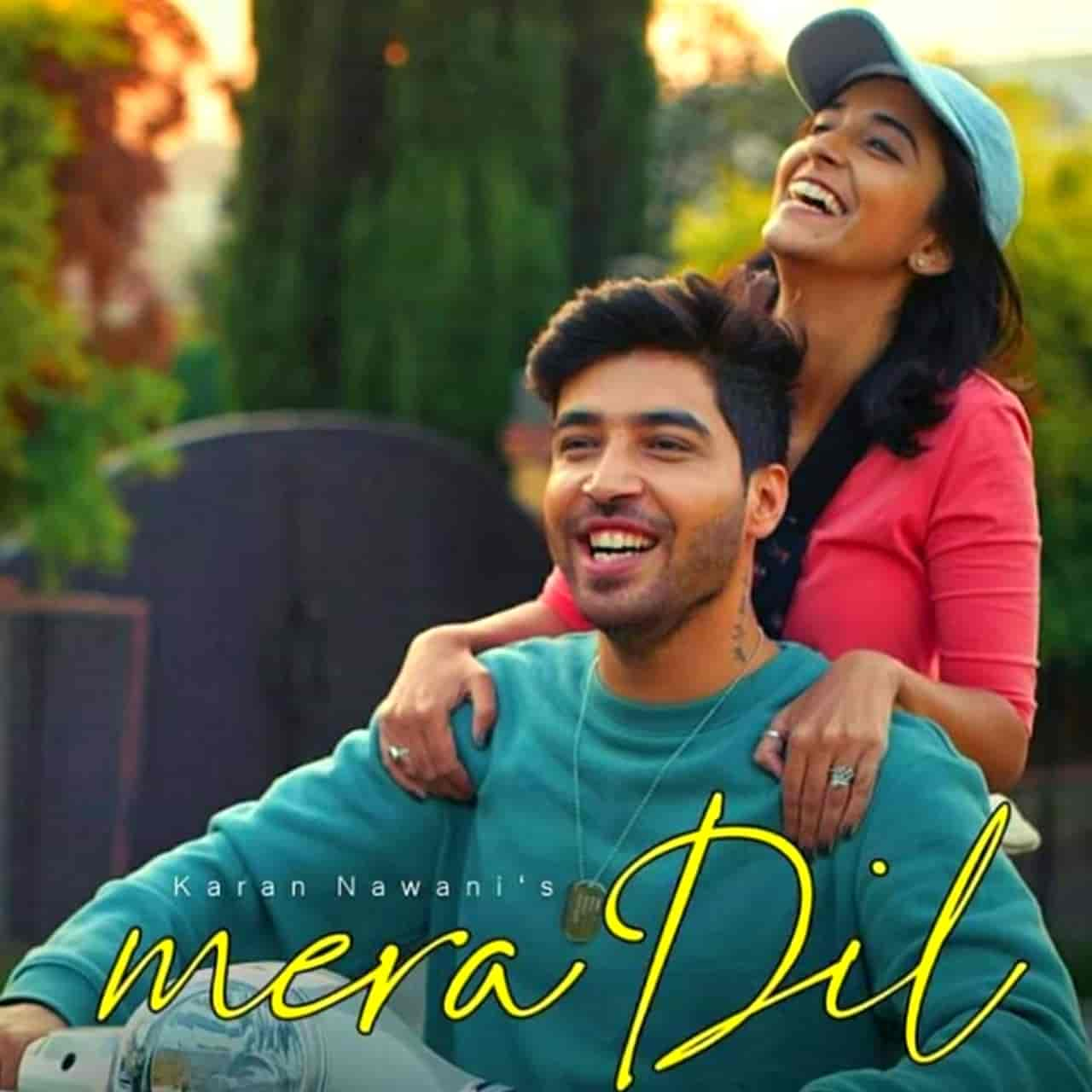 A very beautiful love song which is titled Mera Dil has released sung in the melodious voice of Karan Nawani.
