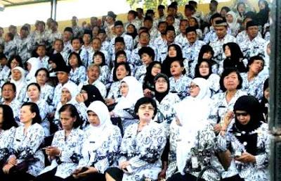 GurDitarik Jadi PNS Pusat, Ketua Umum IGI: Terima Kasih Pak Jokowi