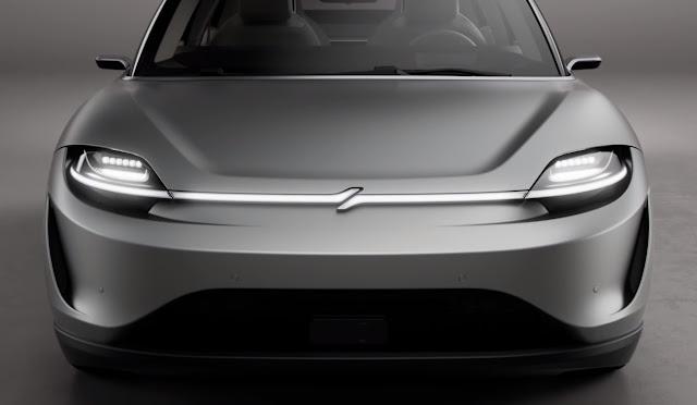 CES 2020 : SONY dévoile sa première voiture électrique !