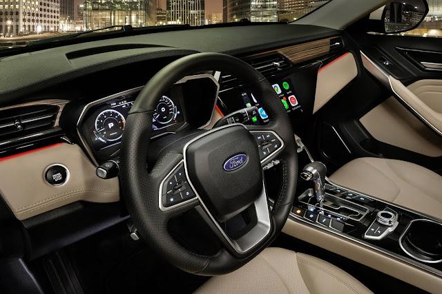 Ford Territory - concorrente do Compass