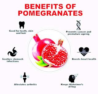 Benefits-of-pomegranate-tree