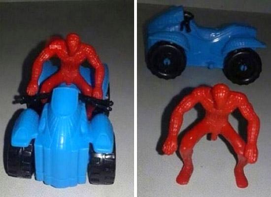 Design Fail - Brinquedo com surpresa