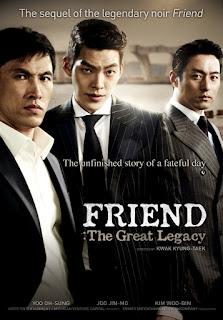 Friend: The Great Legacy (2013)[พากย์ไทย]