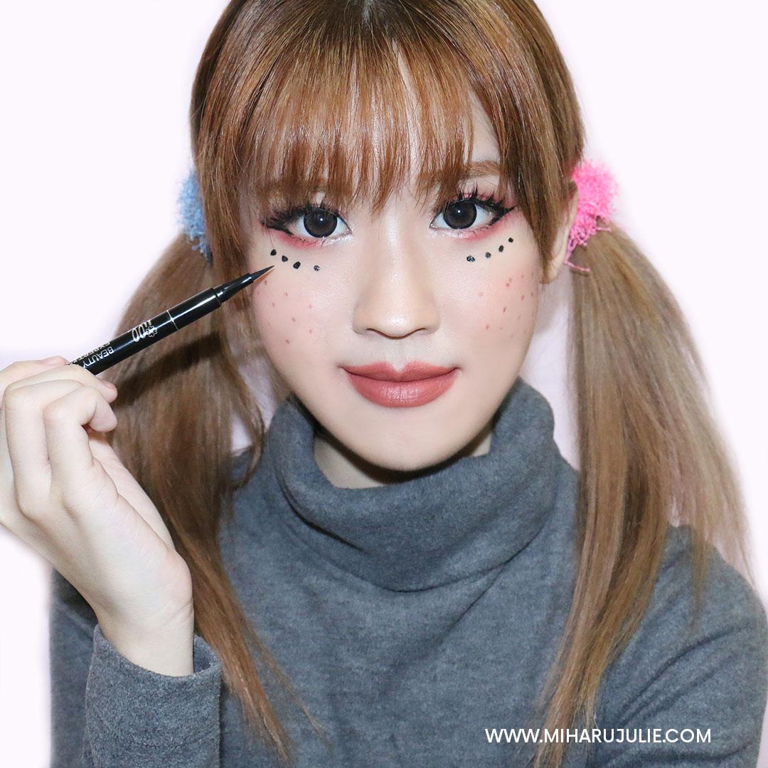 Jill Beauty Eyeliner Cair Yang Bagus Dan Tahan Lama