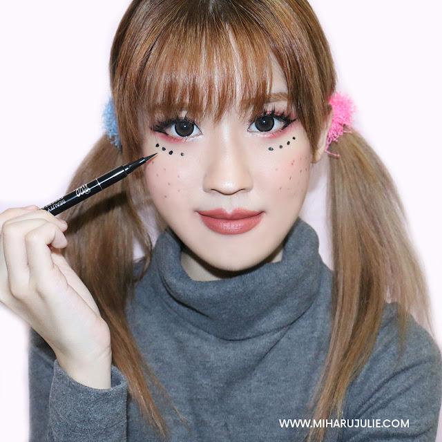 eyeliner yang bagus untuk pemula