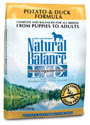 Picture of Natural Balance L.I.D. Limited Ingredient Diets Potato and Duck Dry Dog Food