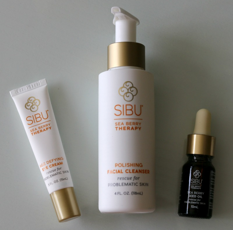 SIBU Sea Berry Therapy Rescue For Problematic Skin
