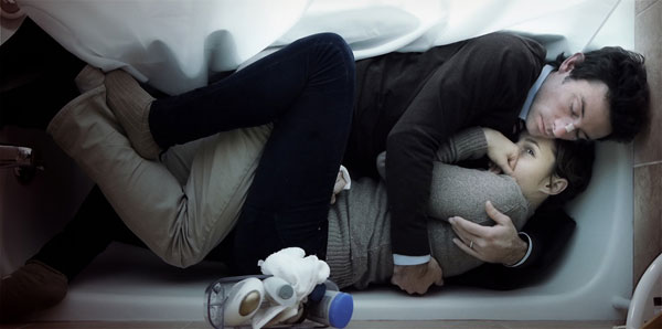 Shane Caruth and Amy Seimetz in Upstream Color