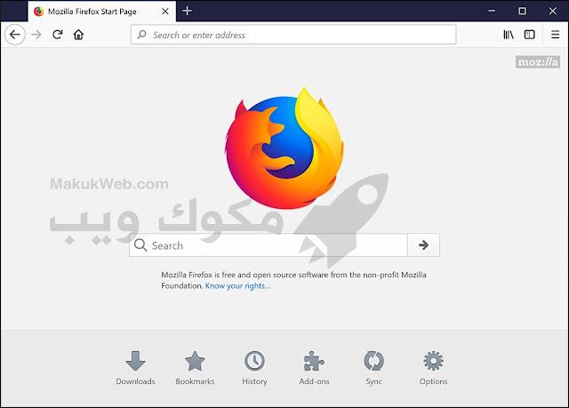 تحميل فايرفوكس للكمبيوتر ويندوز 7 8 10 2020 كامل برابط مباشر