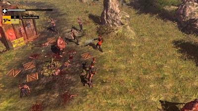 Uno screenshot di How to Survive