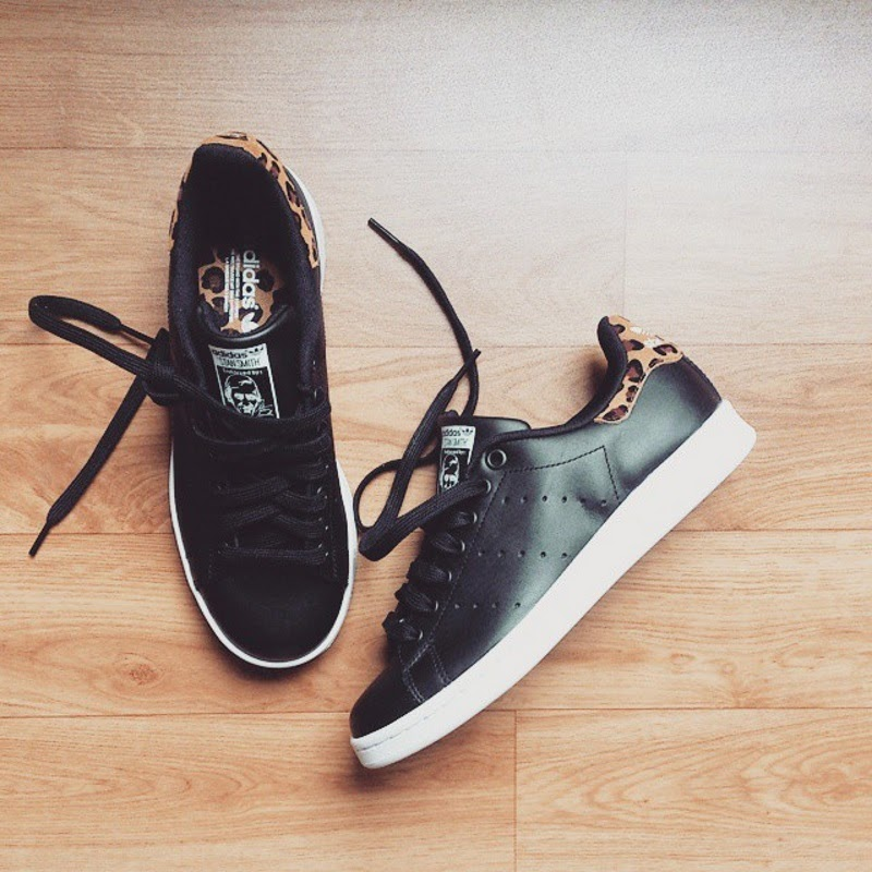 basket stan smith noir