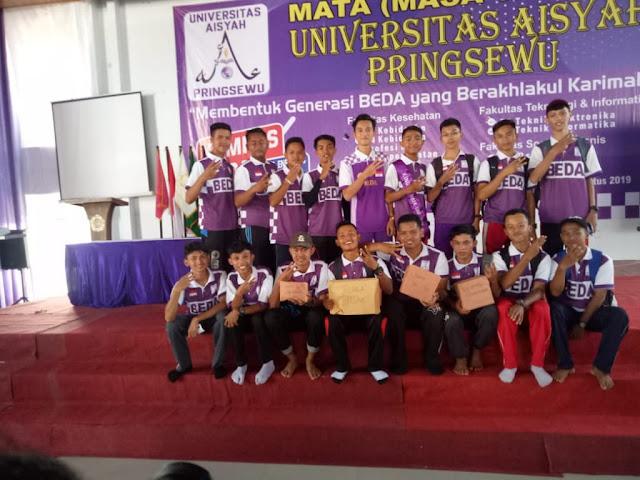 Kelompk 3 Luar Biasa, Universitas Aisyah Pringsewu