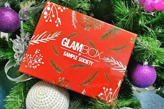 Beauty лист: Новогодний GlamBox - распаковка праздничного бьюти-бокса.