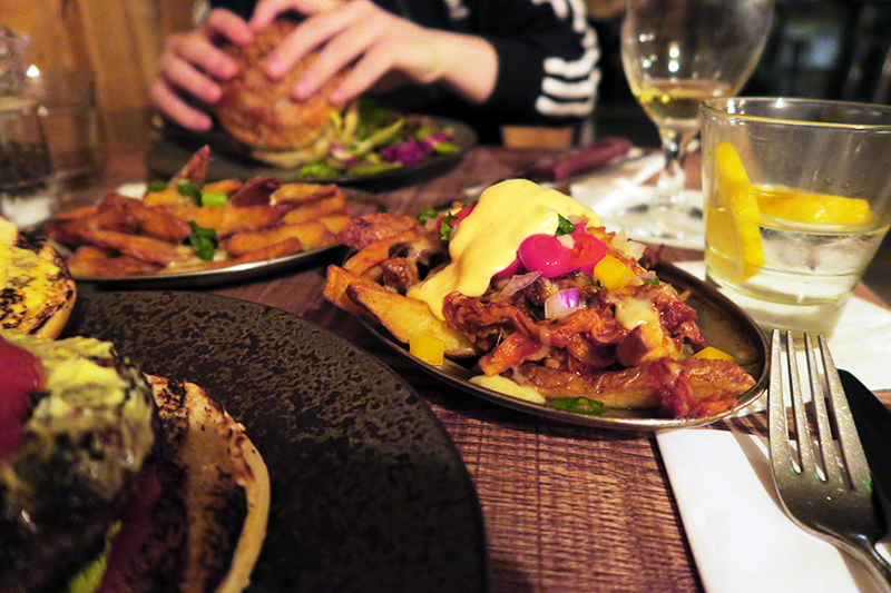 The Glasgow Burgerthon - Meat Bar | Wasted Little PJ Scottish Male Lifestyle Blog