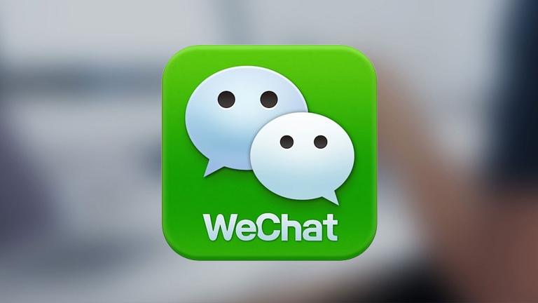 Conocer gente nueva Usando WeChat App