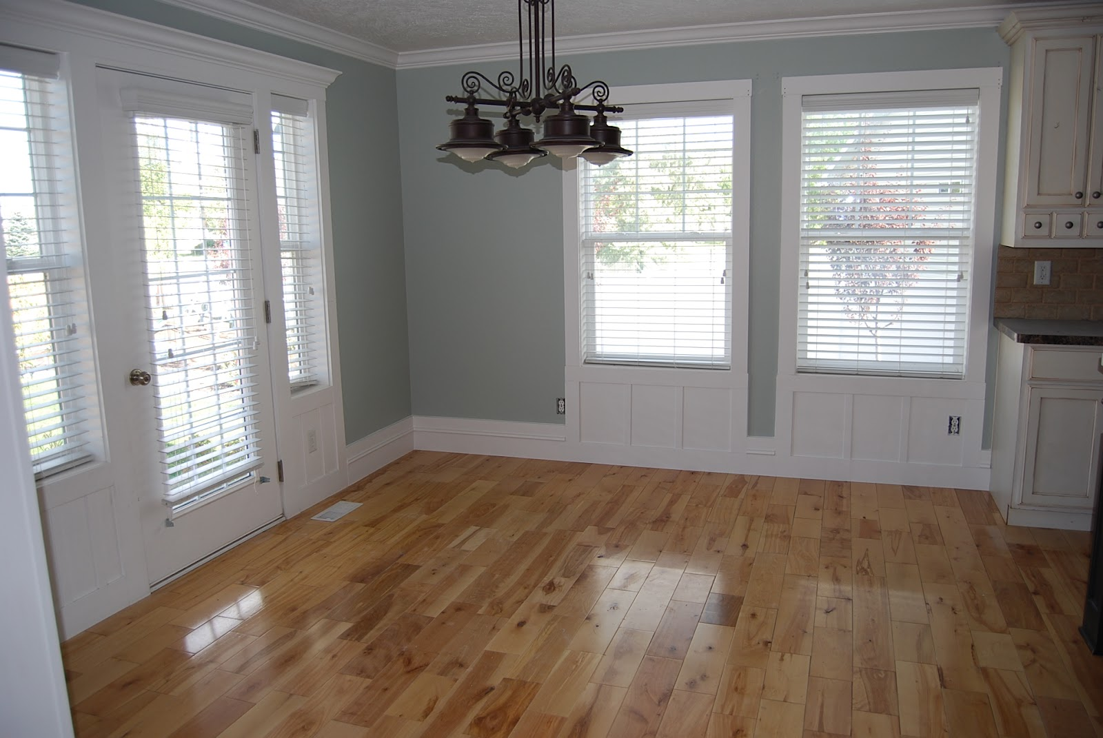 Home by heidi paint and self discovery part 1 - Sherwin williams comfort gray living room ...
