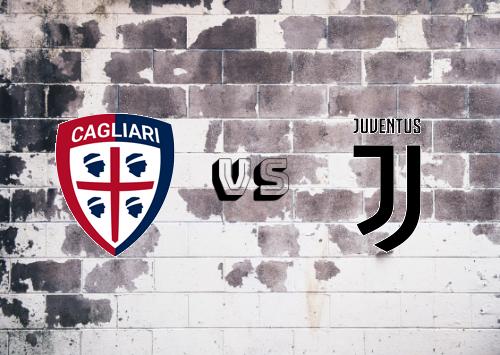 Cagliari vs Juventus  Resumen y Partido Completo