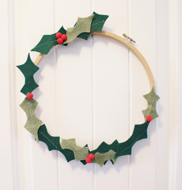 Simple, eclectic christmas decor mostly homemade or repurposed.