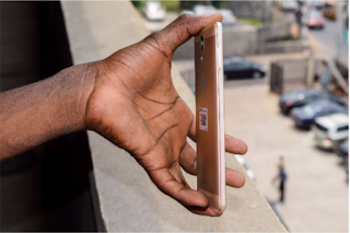 Gionee M5 plus unboxing