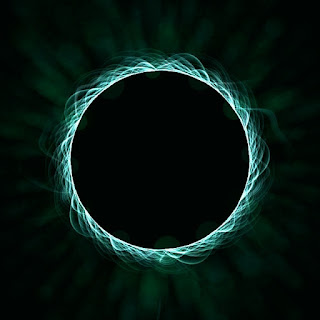 Solar eclipse animation made with Processing.
