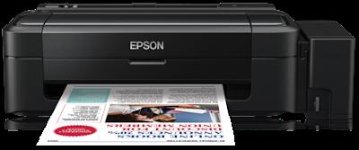 Epson L100 Resetter