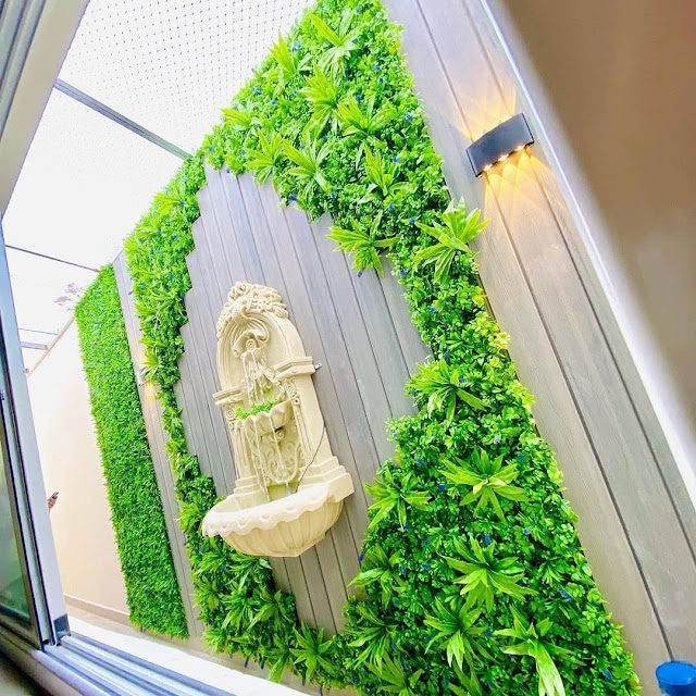 تصميم الحديقة المنزلية بجدة والمملكة