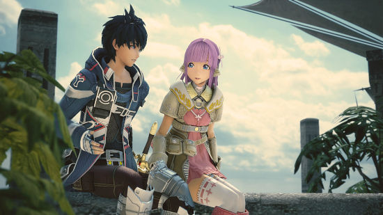 Star Ocean: Integrity and Faithlessness - Ultra HD 4K 2160p