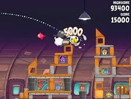 Game Angry Birds Burung Berketapel