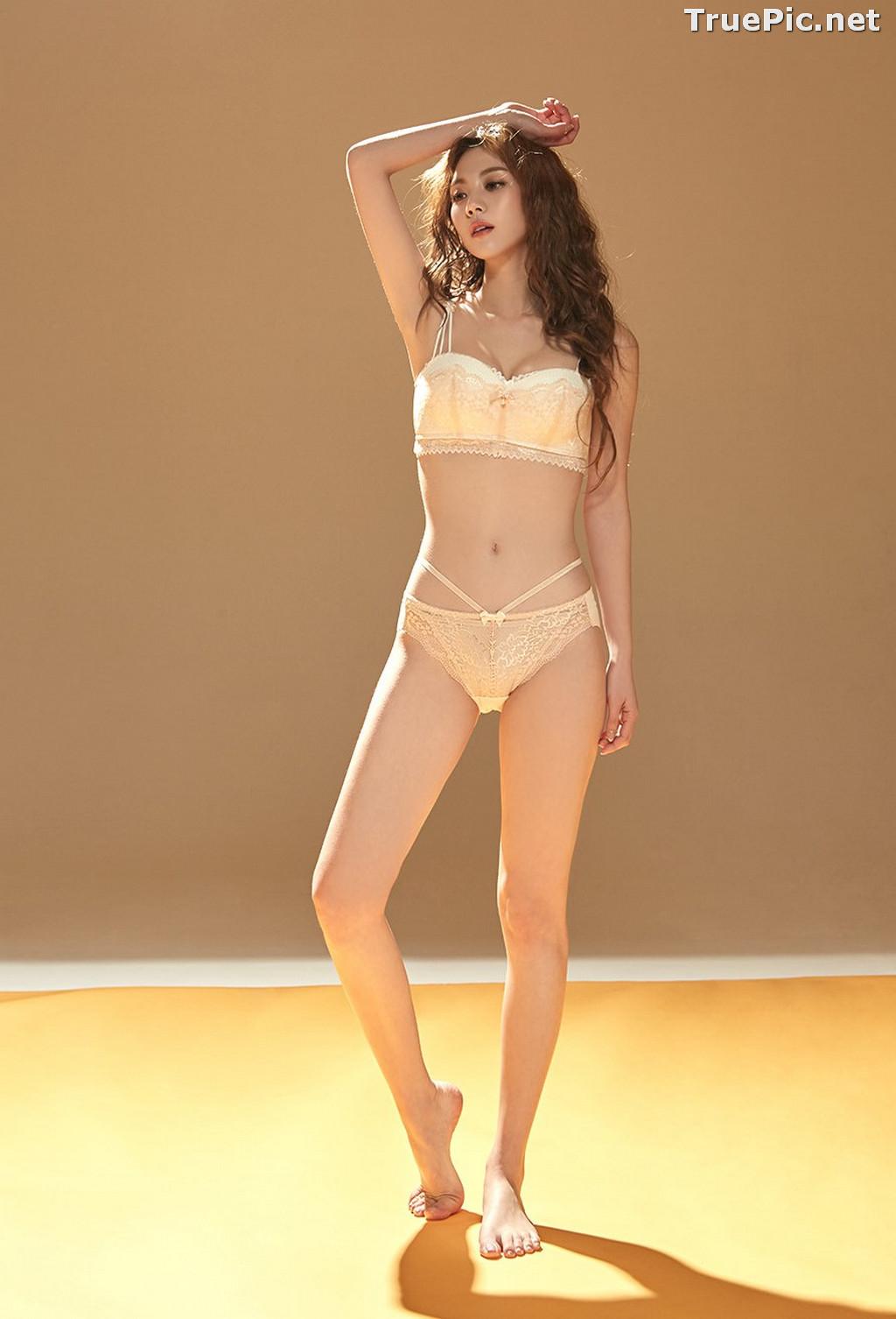 Image Korean Fashion Model – Lee Chae Eun (이채은) – Come On Vincent Lingerie #7 - TruePic.net - Picture-9