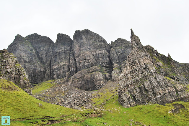 The Old Man of Storr, isla de Skye (Escocia)