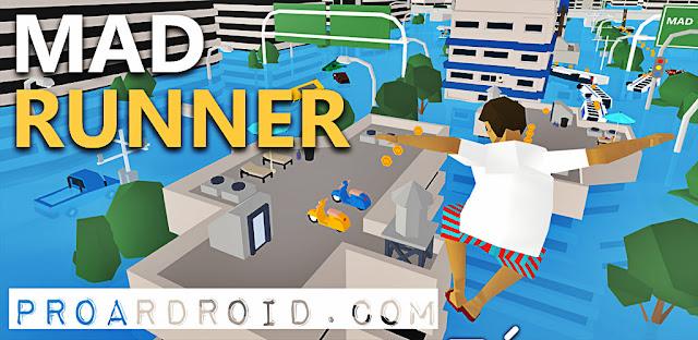لعبة MAD RUNNER : parkour, funny, hard! v1.0.100 نسخة كاملة للاندرويد (اخر اصدار) logo