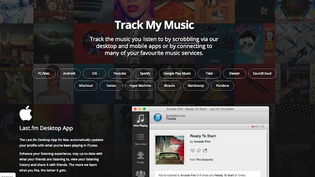 Graphic Design Forum Joins Last FM Home Screen