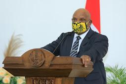 Klemen Tinal Ungkap Rencana Pemprov Papua Evaluasi Pemerintahan di Kabupaten Intan Jaya