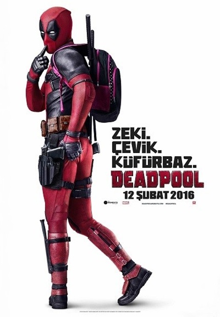 Deadpool (2016) Mkv Film indir