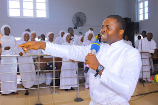 Download Prophet Cherub Obadare's Ministration At 72 Hours Intercession
