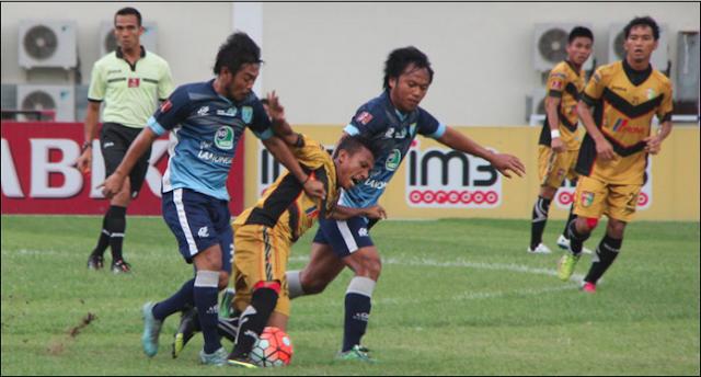 Mitra Kukar vs Persela Lamongan