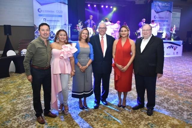 Realizan coctel de apertura VII Congreso Internacional CIAFAC 2019
