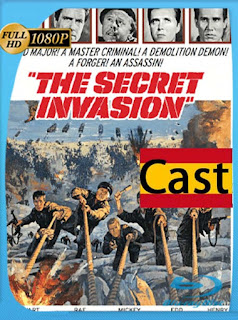 Invasion Secreta [1964] HD [1080p] Castellano [GoogleDrive] SilvestreHD