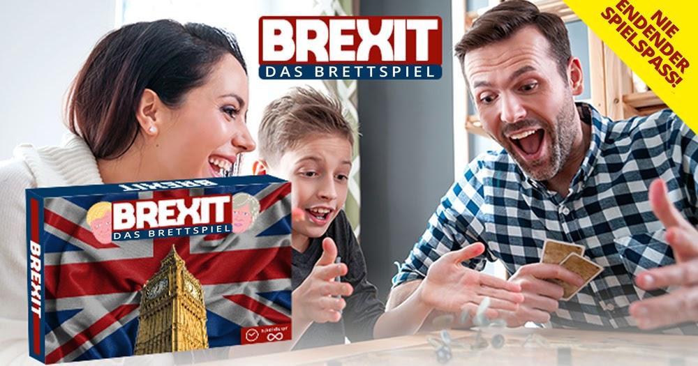 Postillon Brexit